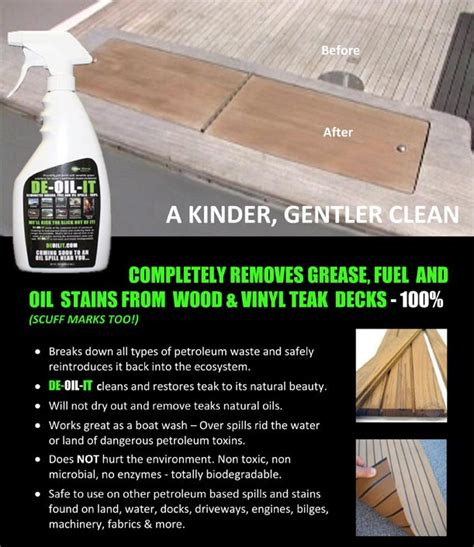 natural boat cleaner a gentler natural cleaner for your boat and work