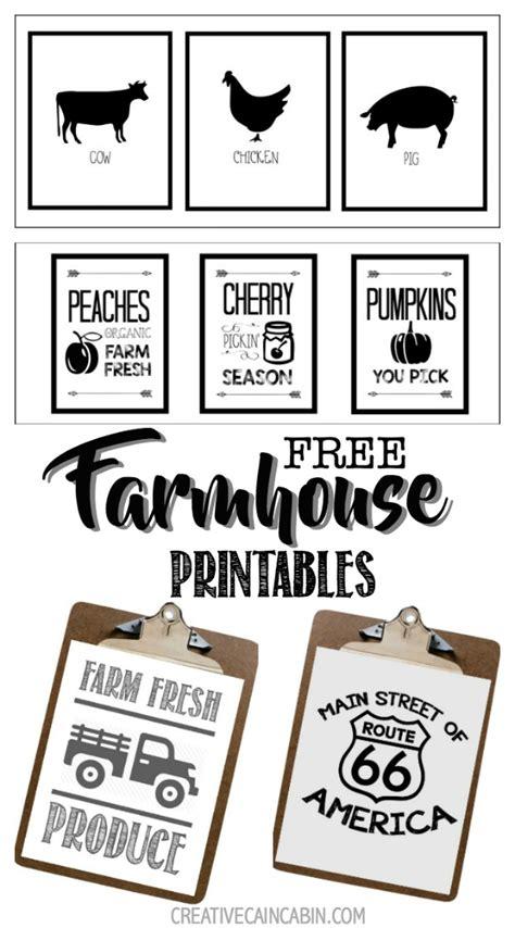 farmhouse decor printables binder printables studio design gallery