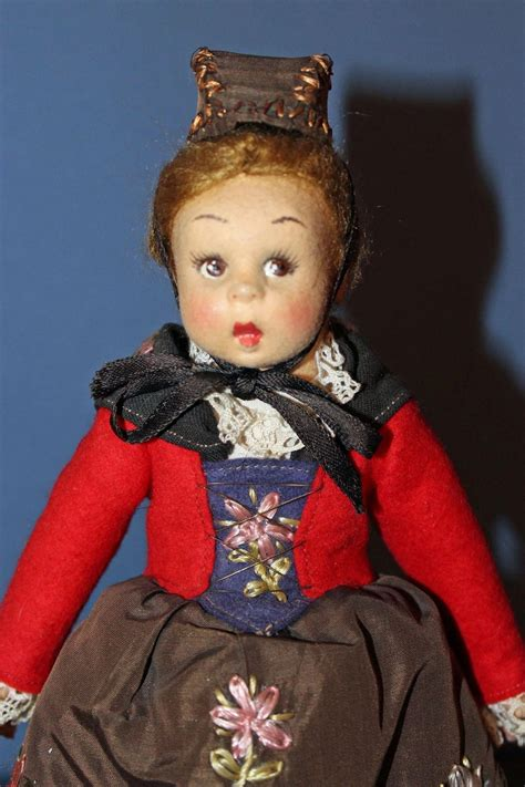 lenci mascotte doll lenci mascotte engadina doll bernstein s dolls