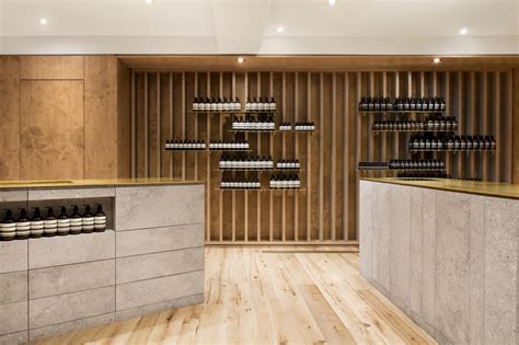 aesop mile  naturehumaine archdaily