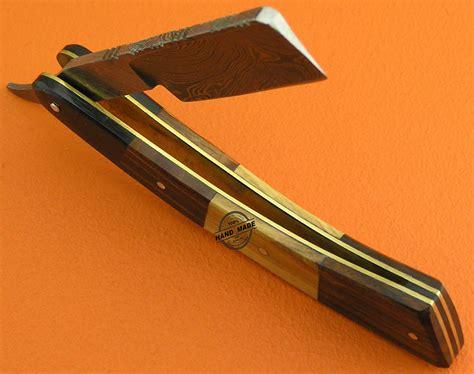 Handmade Razor - custom handmade razor forged finest gentleman s