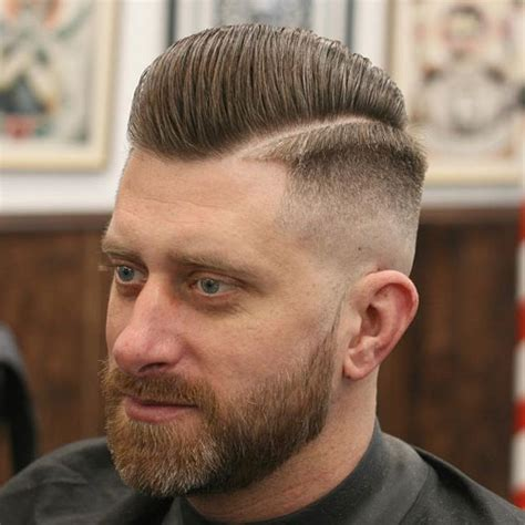 frat hairstyles short comb over beard combs 25 short haircuts for men 2018