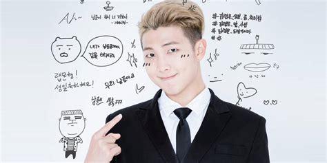 bts leader happy birthday to bts leader rap monster allkpop com