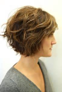 Short Hairstyles For Wavy Hair For Women » Home Design 2017