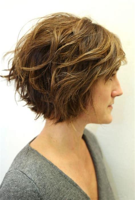 delightful wavycurly bob hairstyles   styles