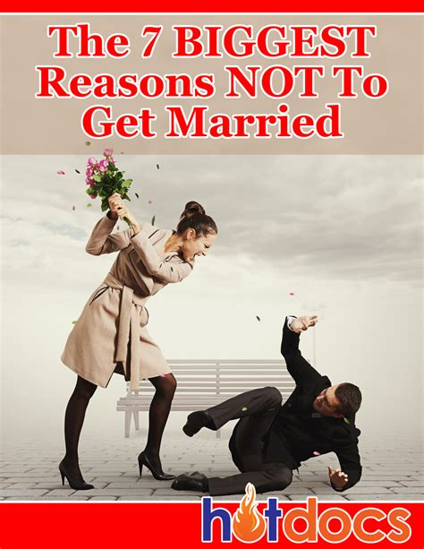 7 Reasons Not To Get Back With Your Boyfriend by The 7 Reasons Not To Get Married