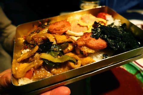 Lunch Cooler Box Terbaru Korean Style dosirak korean school style lunch box served rice