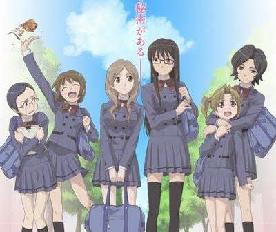 anime x sis sub indo batch yuri anime quot sasameki koto quot a wonderful esh