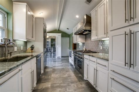 galley kitchen renovation ideas kitchen design creating your dream kitchen dfw improved