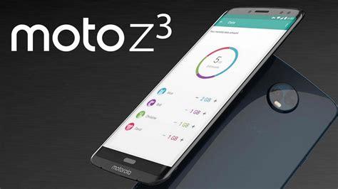 Moto Z3 Play Moto Z3 Z3 Play Look Specs Features