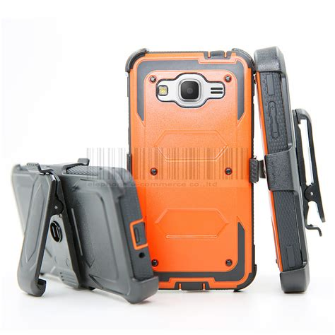 Samsung Galaxy A3 2016 A310 Hybrid Armor Transformer Ironman rugged armor holster kickstand holster belt clip for