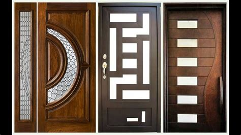 top  modern wooden door designs  home  plan