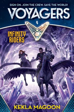 voyager infinity voyagers infinity riders children s book council