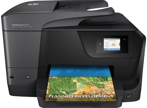 Printer Hp Officejet Pro 8710 hp officejet pro 8710 all in one printer hp store canada