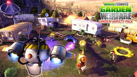 Plants And Zombies Garden Warfare by Plants Vs Zombies Garden Warfare Para Xbox One 3djuegos