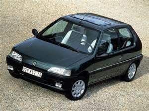 Peugeot Automotive Peugeot 106 Specs 1991 1992 1993 1994 1995 1996