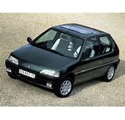 PEUGEOT 106  1991 1992 1993 1994 1995 1996 Autoevolution