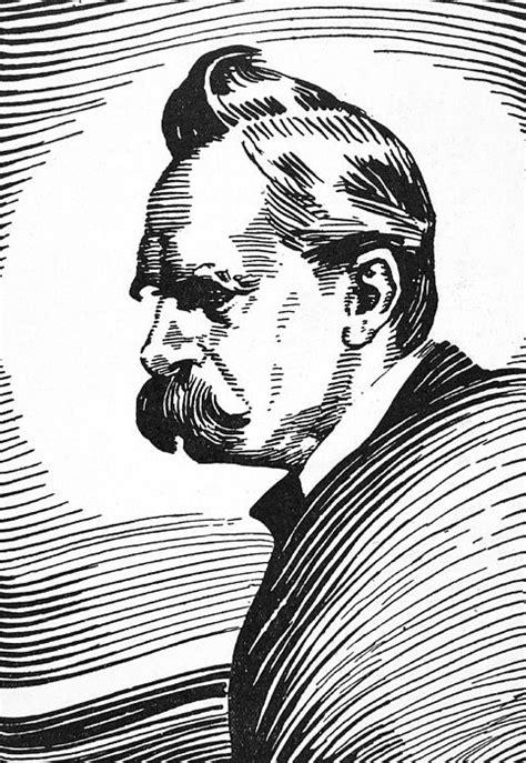 Friedrich Nietzsche by Granger   Fotos preto e branco