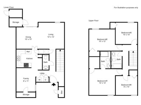 fort hood housing floor plans 3 bed 2 5 bath apartment in fort hood tx fort hood