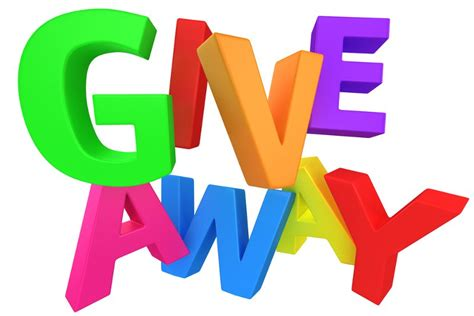 Green Giveaways - the great big give away