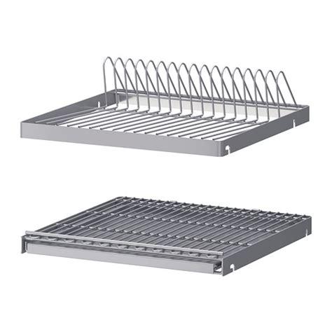 ikea dish rack utrusta dish drainer for wall cabinet 40x35 cm ikea