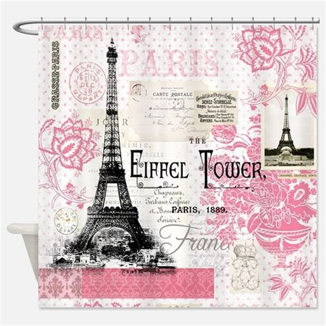 eiffel tower shower curtain eiffel tower shower curtains eiffel tower fabric shower