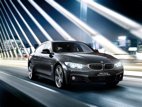 bmw 4 coupe bmw 4 series gran coupe quot in style quot limited edition for japan