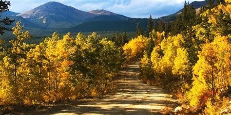 fall hikes  colorados summit county vacation differently