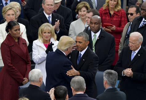 donald trump inauguration speech analysis in inaugural address trump delivers a shot
