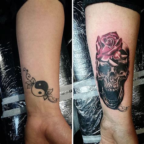 panda tattoo cover up 10 creative cover up tattoo ideas that show a bad tattoo