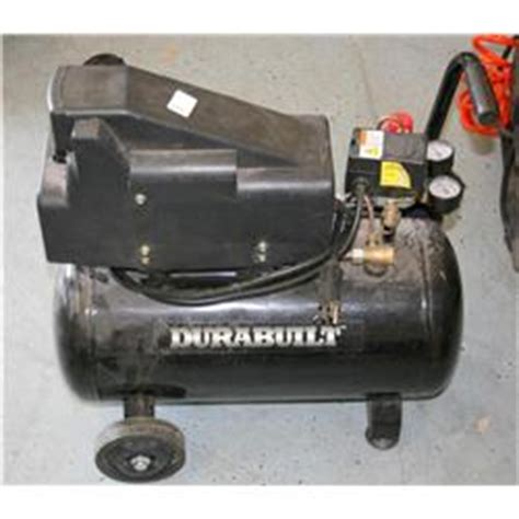 durabuilt  gal air compressor