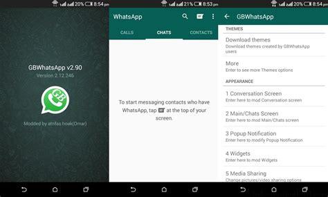 tutorial whatsapp gb updated latest working gbwhatsapp download 100