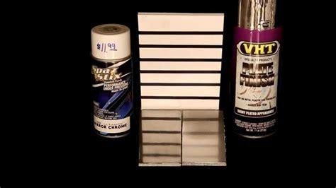 spray painting chrome chrome spray paint comparison
