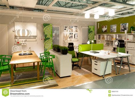 interior home store furniture store ikea editorial stock photo image 36887878
