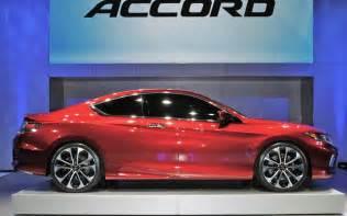 Honda Accord Coupe 2012 2012 Detroit Honda Accord Coupe Concept Egmcartech