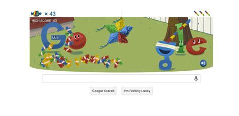 doodle pinata marks 15th anniversary with playable pi 241 ata