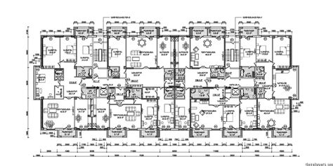residential building antarain floor plans house plans