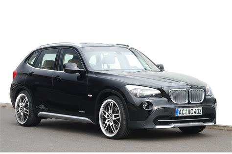 bmw x1 ac schnitzer ac schnitzer adds a new set of alloy wheels to the bmw x1
