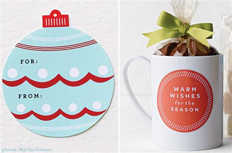 free printable gift tags martha stewart holiday printables round up part 3 cards and tags at