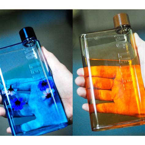 Memo Bottle Ukuran A6 350 Ml Murah memobottle a6 letter reusable water bottles 350ml botol minum transparent jakartanotebook
