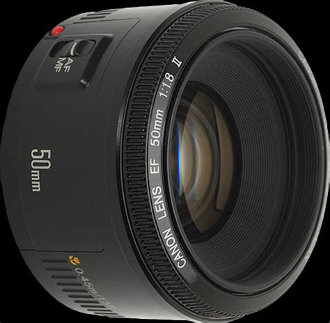 Lensa Canon 50mm F1 8 news canon ef 50mm f1 8 std lens