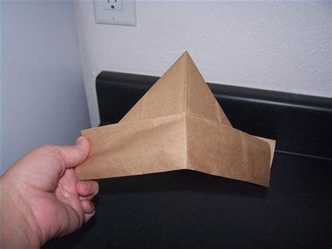 How To Make A Paper Bag Hat - how to make a hat from a brown paper bag brown paper