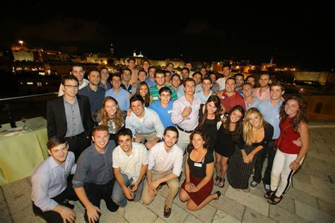 Top Mba Colleges In Israel by College Gets Students Invested In Israel The