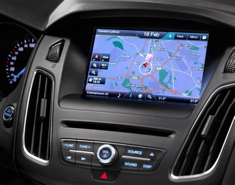 new sync 2 with improved voice for ford focus