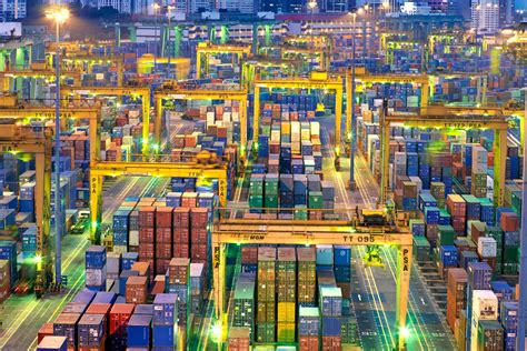 porto di singapore the 2014 world s busiest container ports the winner is