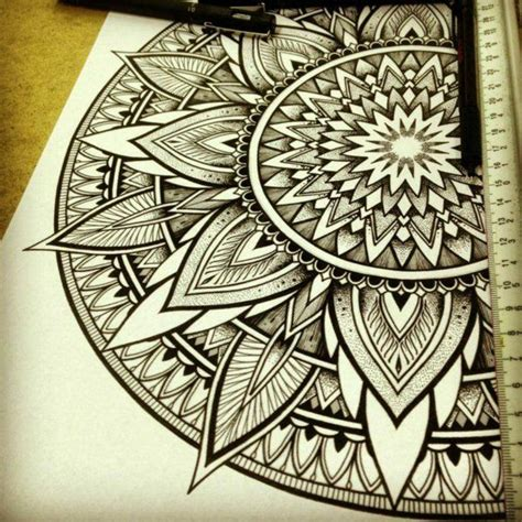 mandala tattoo zum kleben die besten 17 ideen zu mandala zeichnung auf pinterest