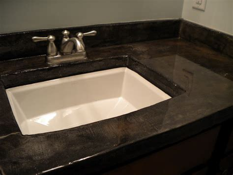 Lightweight Countertops by Concrete Countertops Cutting Edge Concrete