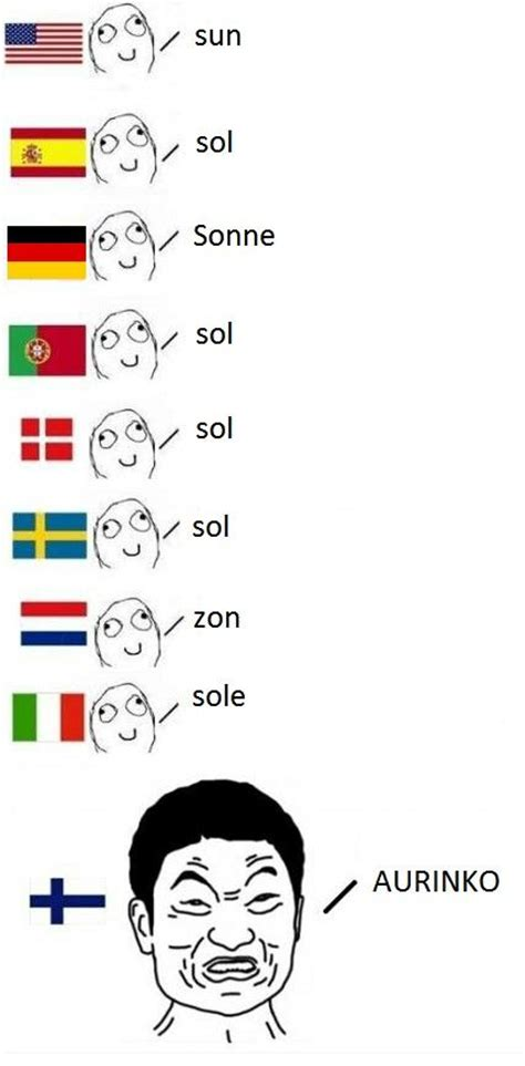 Finnish Meme - learn some finnish i can verify this i m a finn and i