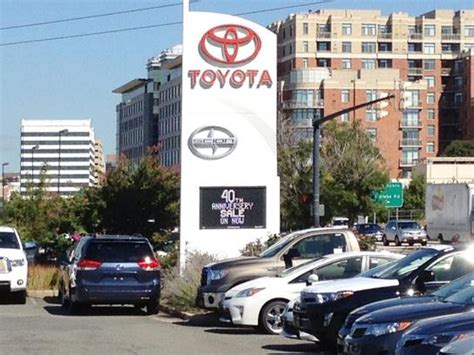 Toyota Dealerships In Virginia Alexandria Toyota Scion Car Dealership In Alexandria Va