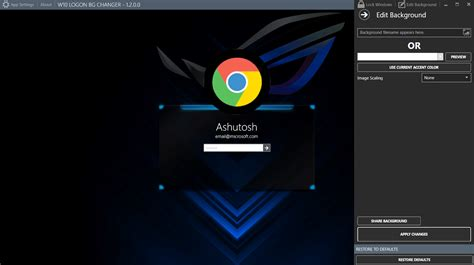 wallpaper changer software for windows 10 download windows 10 logon background changer obitors